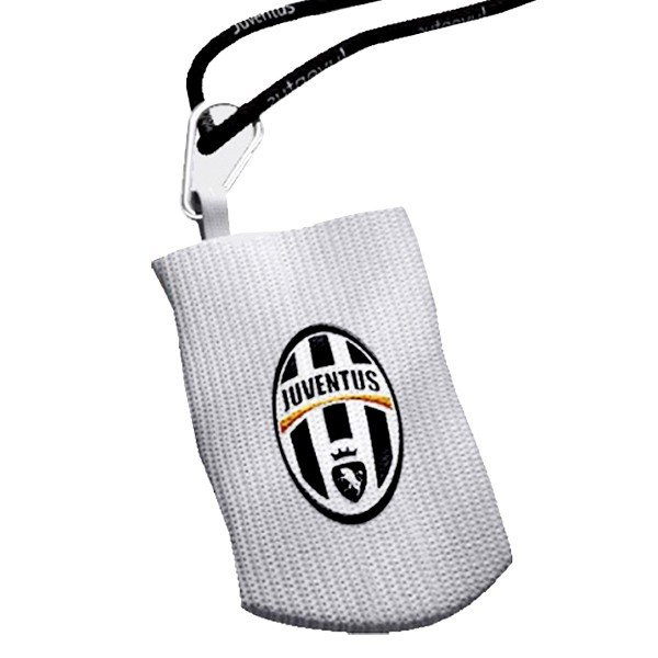 Juventus Mobile Phone Pouch - White