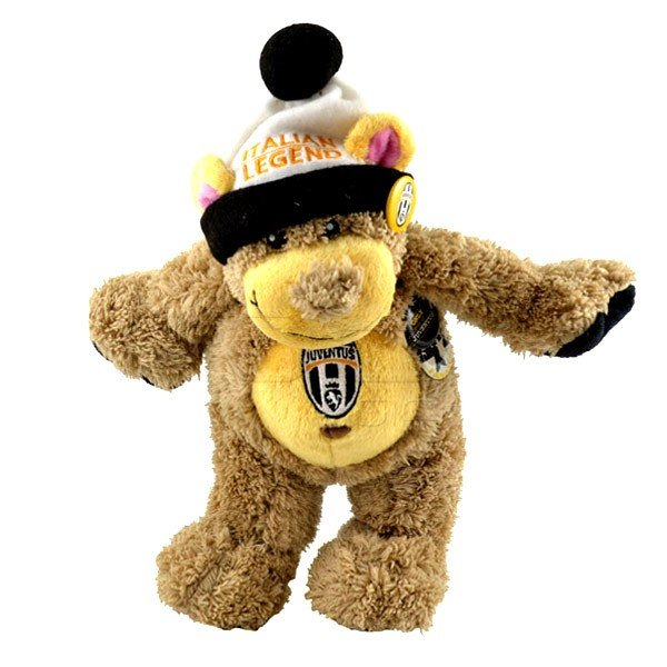 Juventus Radio in Teddy Bear