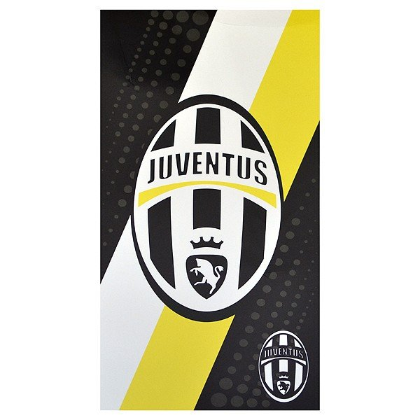 Juventus Stripe Beach Towel