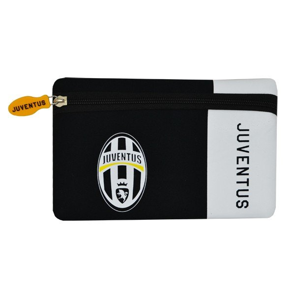 Juventus Wordmark Flat Pencil Case