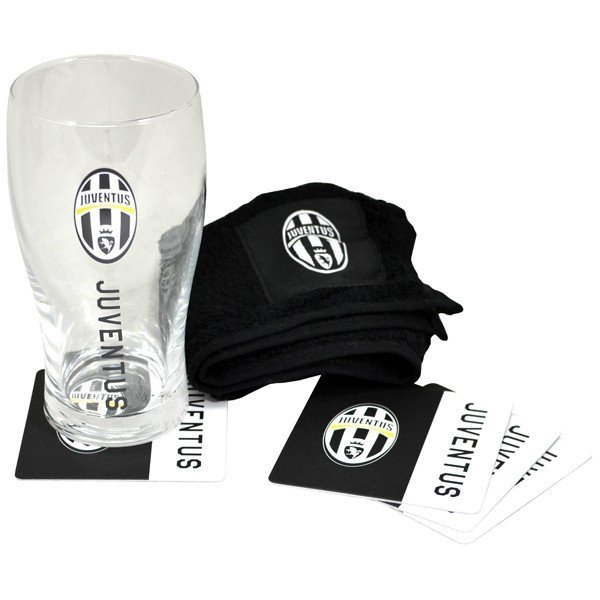Juventus Wordmark Mini Bar Set