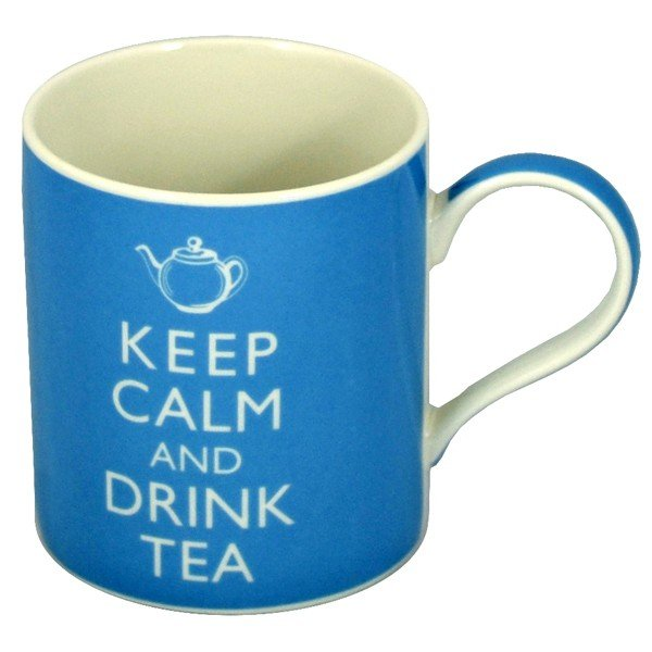 Keep Calm And Drink Tea Cerami