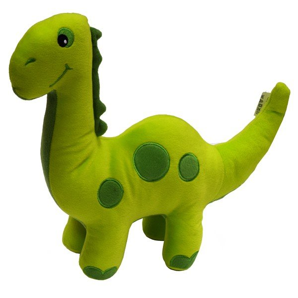 Kids Filled Cushion - Dinosaur