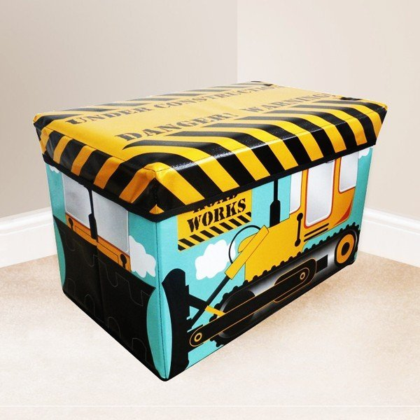 Kids Jumbo Storage Chest - Digger