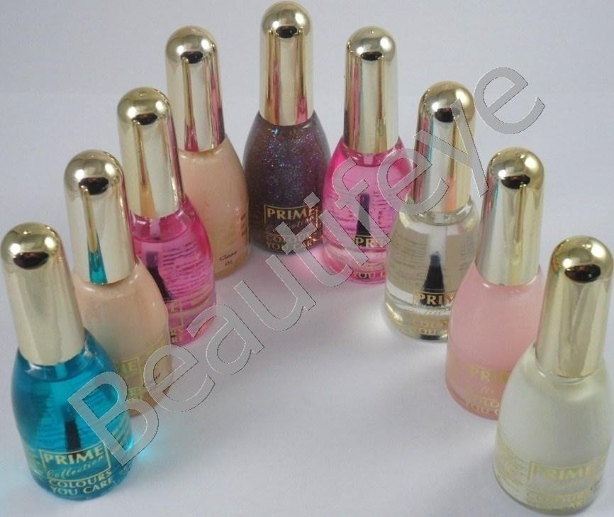 La Femme Set of 9 Nail Polish - Tray 14