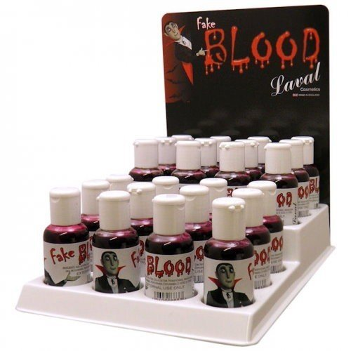 Laval Fake Blood 50ml Bottle