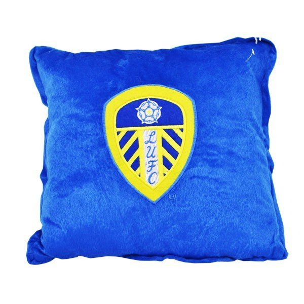 Leeds United Crest Cushion