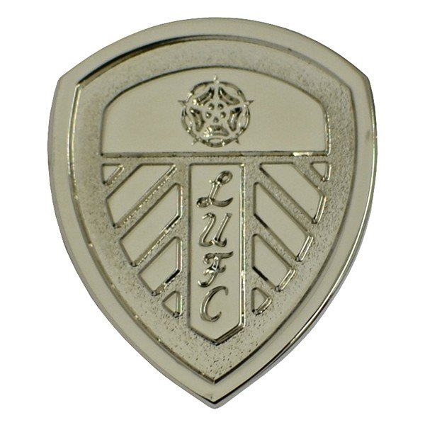 Leeds United Crest Pin Badge