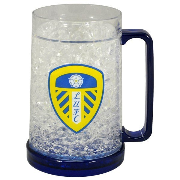 Leeds United Freezer Mug