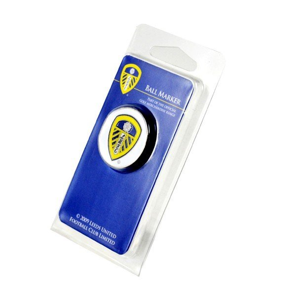 Leeds United Golf Ball Marker