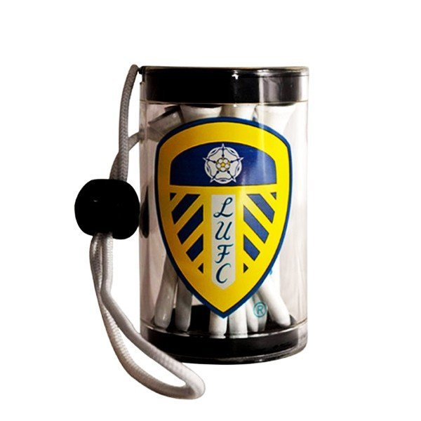 Leeds United Golf Tee Shaker