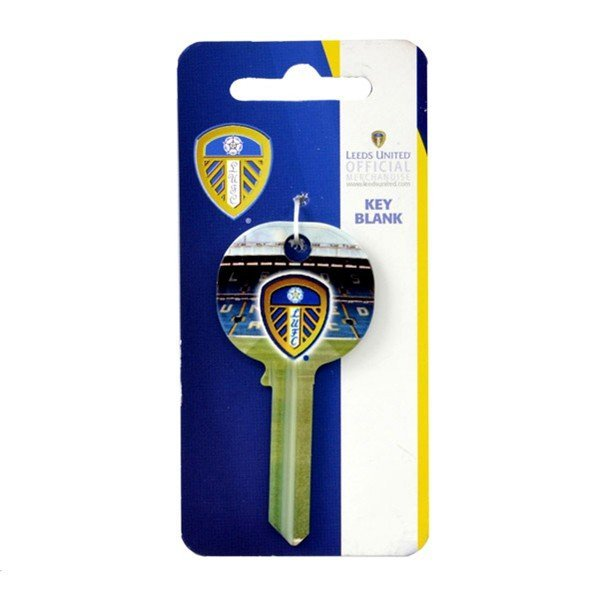 Leeds United Key Blank