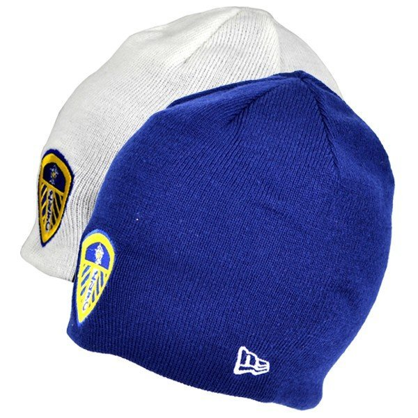 Leeds United Reversible Beanie