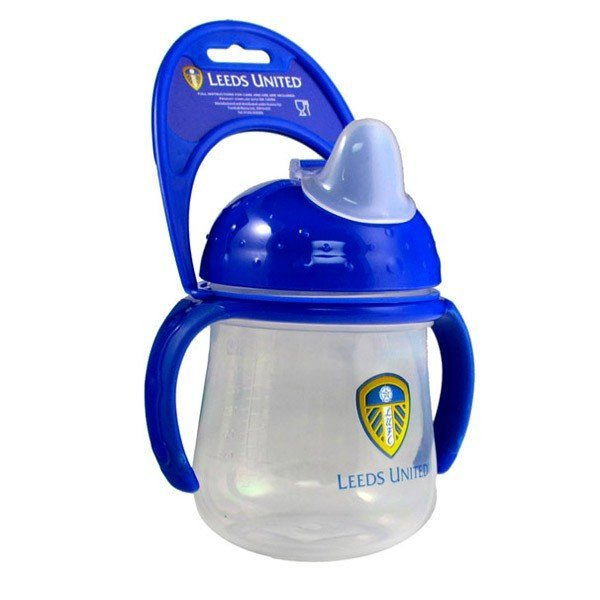 Leeds United Training Mug