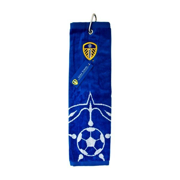 Leeds United Trifold Golf Towel