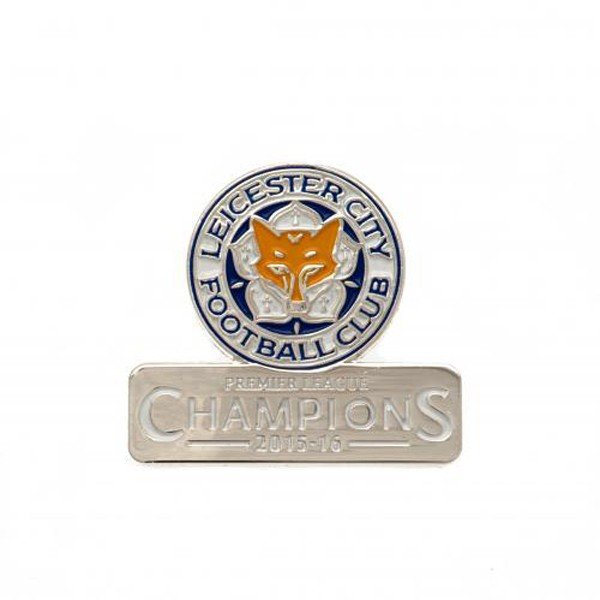 Leicester City Crest Pin Badge