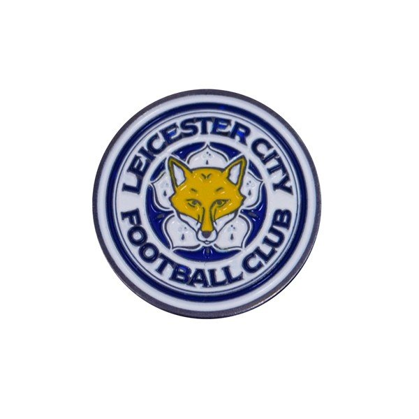 Leicester City Golf Ball Marker