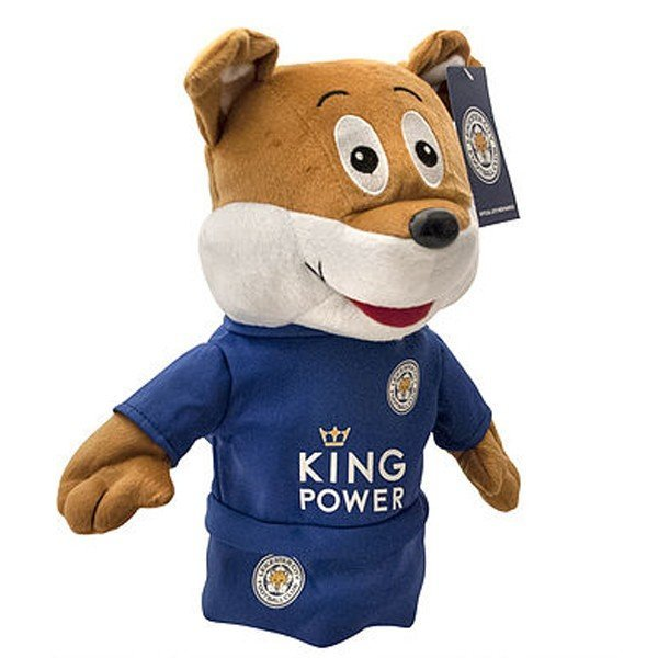 Leicester City Mascot Golf Headcover