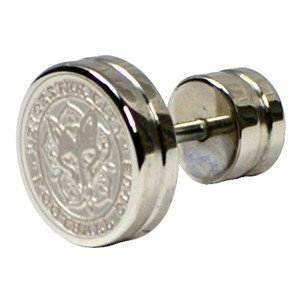 Leicester City Stainless Steel Stud Earring