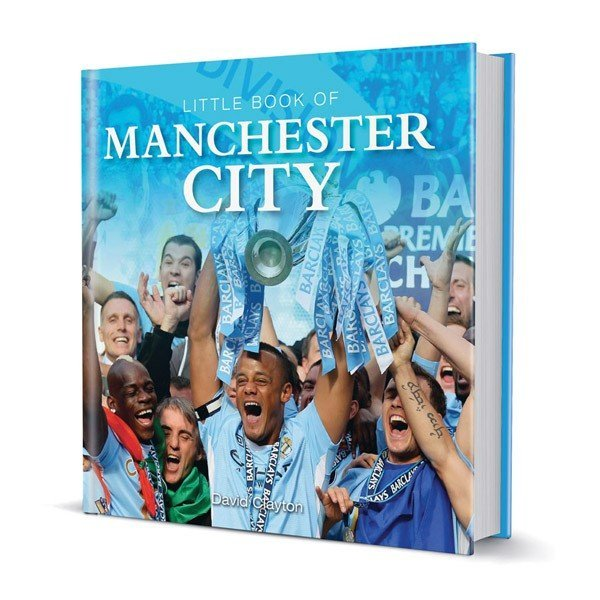 Little Book Of Manchester City