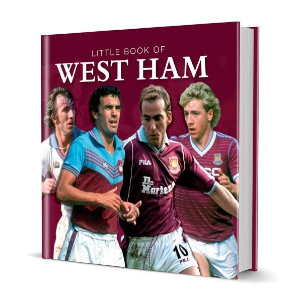Little Book Of West Ham