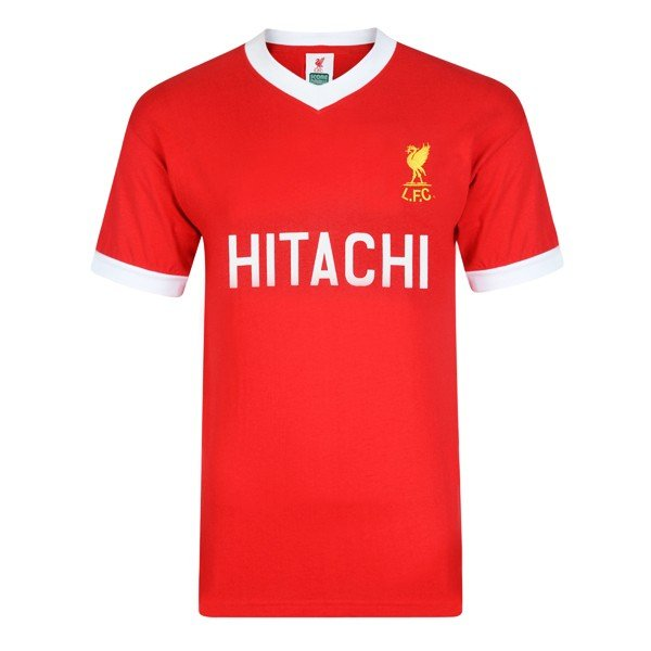 Liverpool 1978 Hitachi Shirt - M