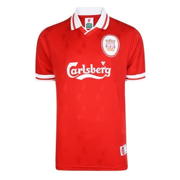 Liverpool 1996 Shirt - XL