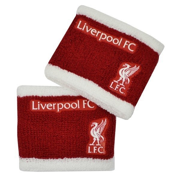 Liverpool 2 Tone Wristbands - 2PK