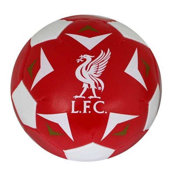 Liverpool 4 Inch Mini Soft Ball