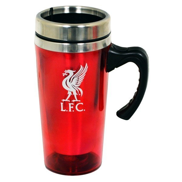 Liverpool Aluminium Travel Mug