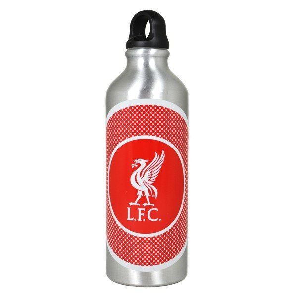 Liverpool Bullseye Aluminium Water Bottle - 500ml