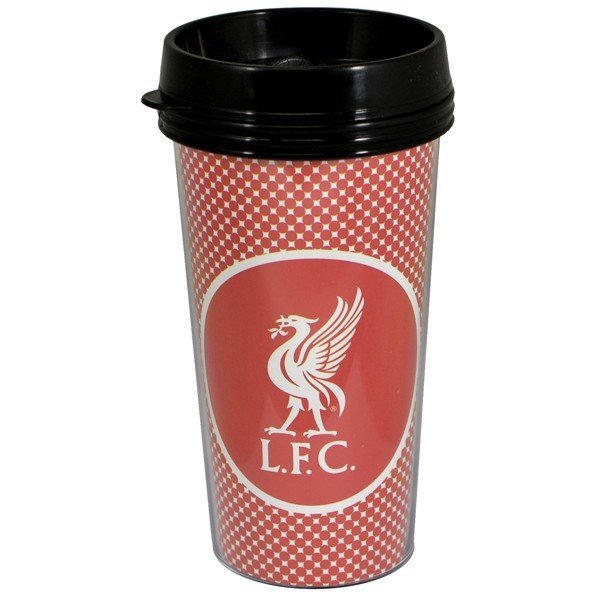 Liverpool Bullseye Journey Travel Mug