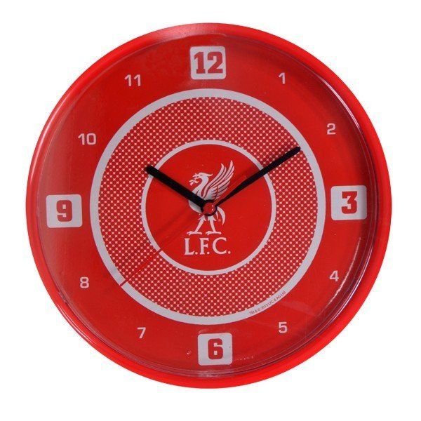 Liverpool Bullseye Wall Clock