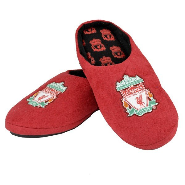 Liverpool Defender Slippers (3-4)