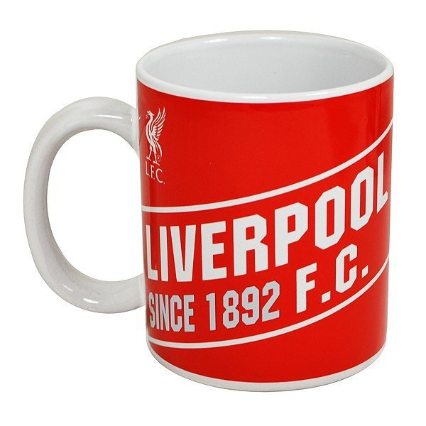 Liverpool Established 11oz Mug