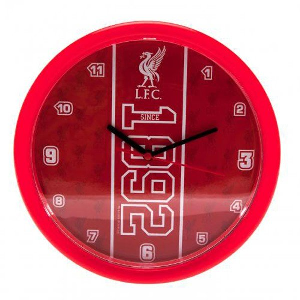 Liverpool Established Wall Clock