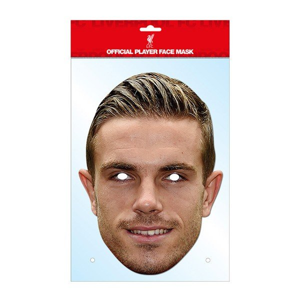 Liverpool Face Mask - Henderson