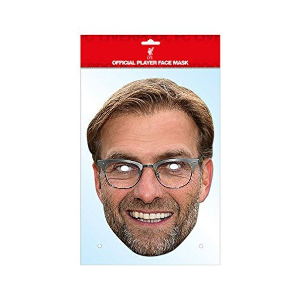 Liverpool Face Mask - Jurgen Klopp