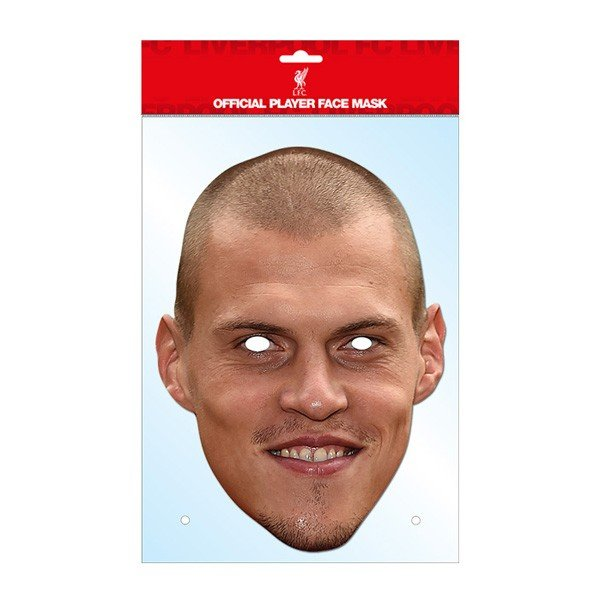 Liverpool Face Mask - Skrtel