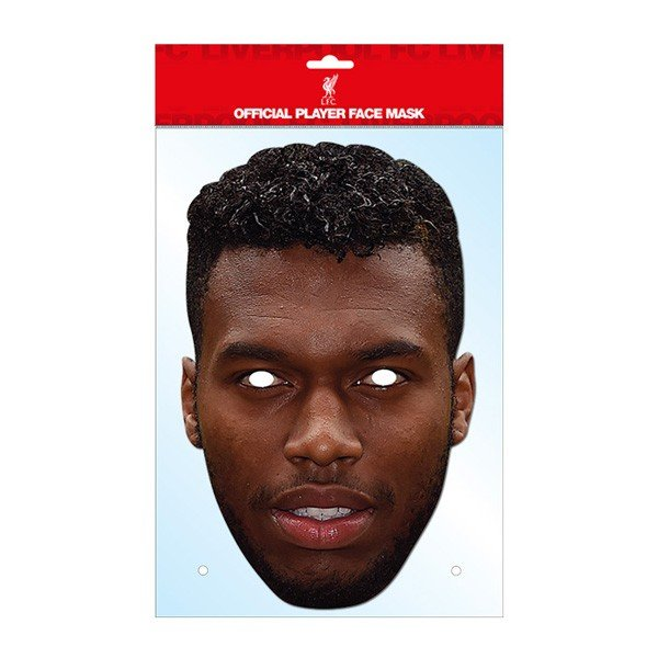 Liverpool Face Mask - Sturridge