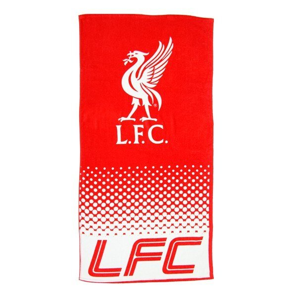 Liverpool Fade Beach Towel