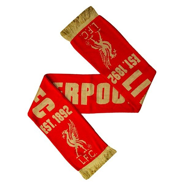 Liverpool Fan Scarf