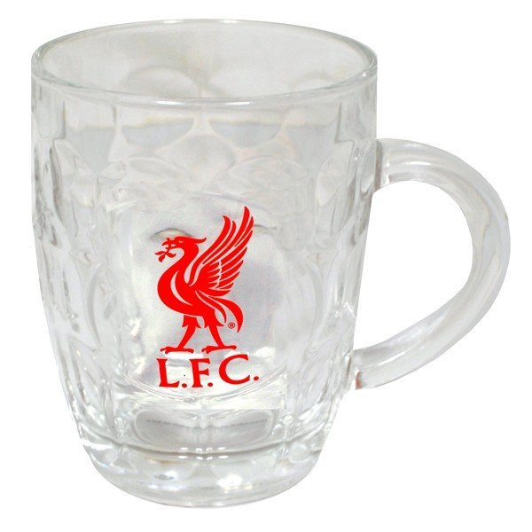 Liverpool Glass Tankard