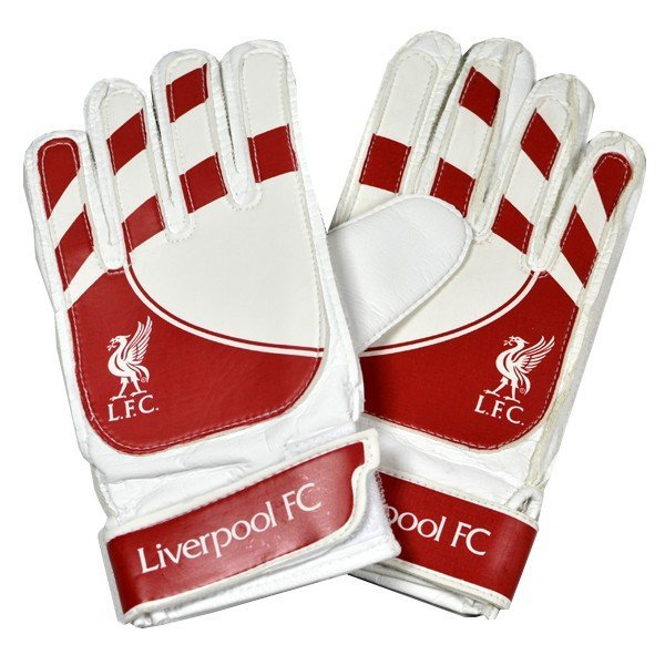 Liverpool Goalkeeper Gloves - Boys
