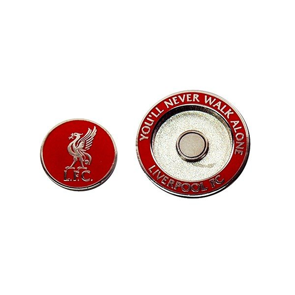 Liverpool Golf Ball Duo Marker