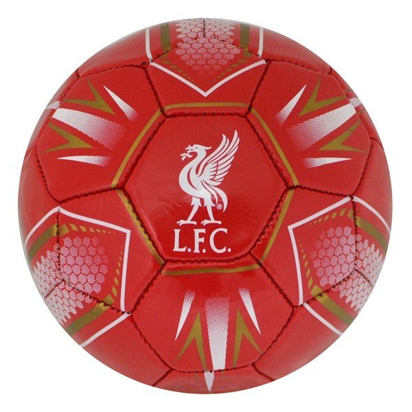 Liverpool Hex Football - Size 1