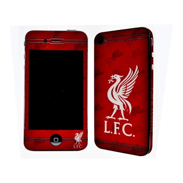 Liverpool iPhone 4/4S Skin