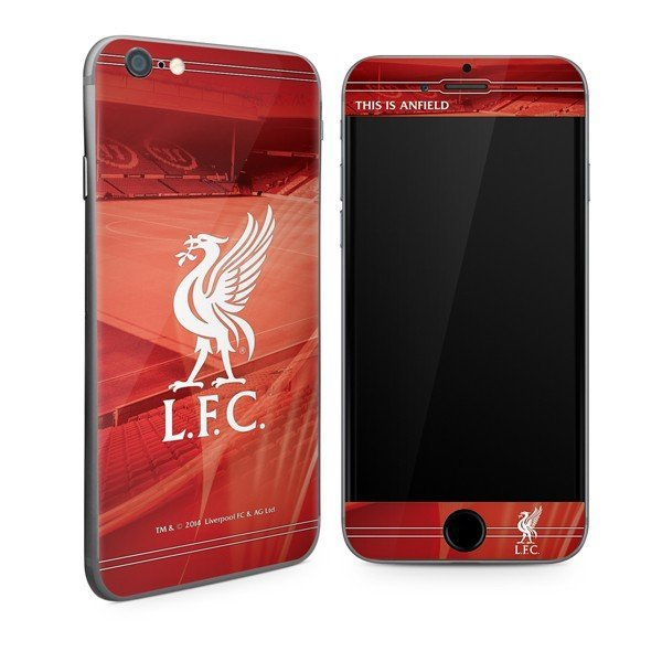 Liverpool iPhone 6 Skin