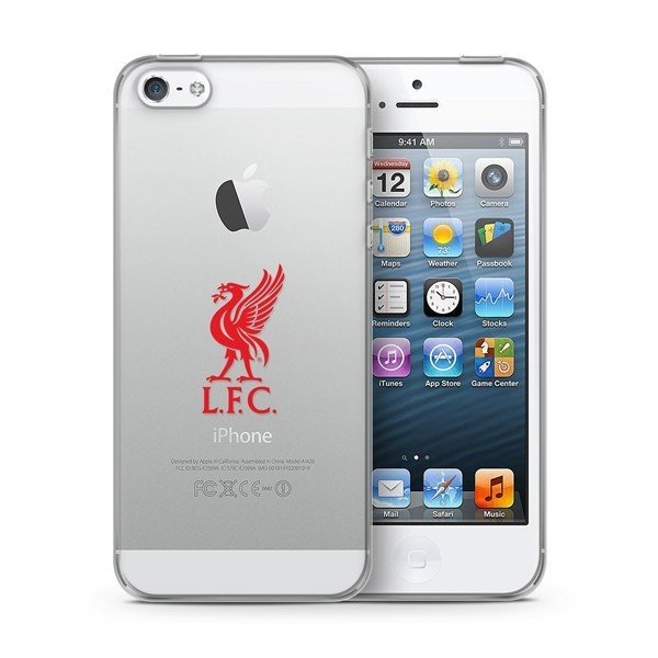 Liverpool iPhone 6 TPU Phone Case
