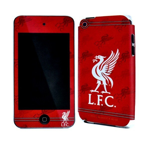 Liverpool iPod Touch 4G Skin